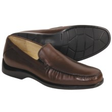 Neil M Laguna Shoes - Leather Slip-Ons (For Men) in Root Beer - Closeouts