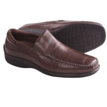 Neil M Rome Shoes - Leather, Slip-Ons (For Men) in Walnut - Closeouts
