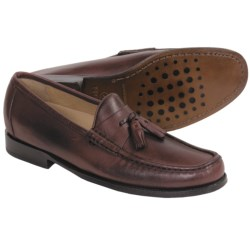 Neil M Scot Tassel Shoes - Loafers, Leather (For Men) in Cordovan
