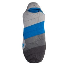 Nemo 20°F Verve Sleeping Bag - Spoon in Alumiminum/Riptide - Closeouts