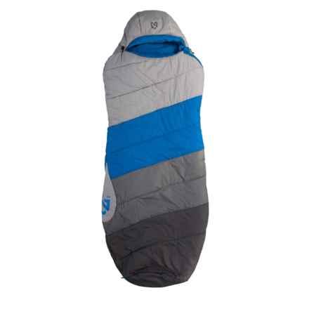 Nemo 20°F Verve Sleeping Bag - Spoon in Alumiminum/Riptide - Closeouts