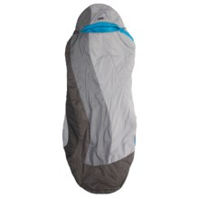 Nemo 40°F Rhythm PrimaLoft® Sleeping Bag - Spoon in Alumiminum/Riptide - Closeouts
