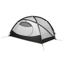 Nemo Alti Storm Tent - 3-Person, 4-Season in Sunburst Orange - Closeouts