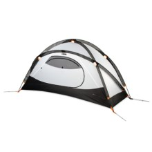 Nemo Alti Storm Tent - Footprint, Gearloft, 2-Person, 4-Season in Sunburst Orange - Closeouts