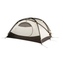Nemo Alti Storm Tent - Footprint, Pawprint, 4-Person, 4-Season in Sunburst Orange - Closeouts