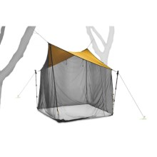Nemo Bugout Elite Shelter - 7x7' in Yellow - Closeouts