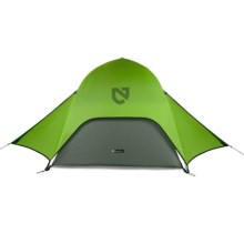 Nemo Obi Backpacking Tent - 2-Person, 3-Season in Green - Closeouts