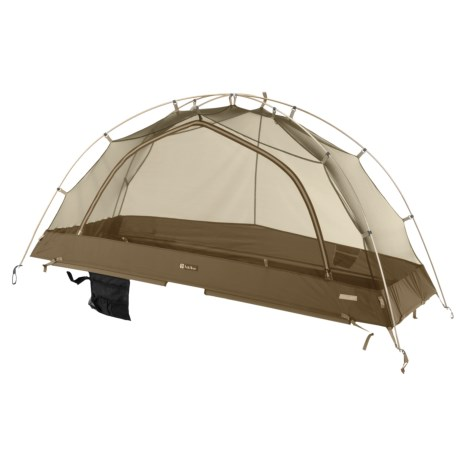 Nemo Switchblade 1P SE Tent - 1-Person, 3-Season in Coyote