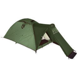 Nemo Tenshi 2P SE Tent - 2-Person, 4-Season in Military Green