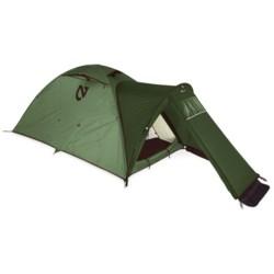Nemo Tenshi 2P SE Tent - 2-Person, 4-Season in Military Green