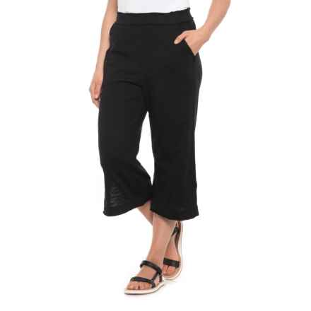 Neon Buddha Anguilla Capris (For Women) in Black - Closeouts