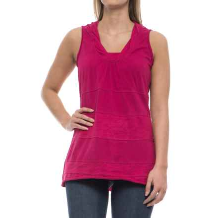 Neon Buddha Blue Moon Tank Top (For Women) in Berry - Closeouts