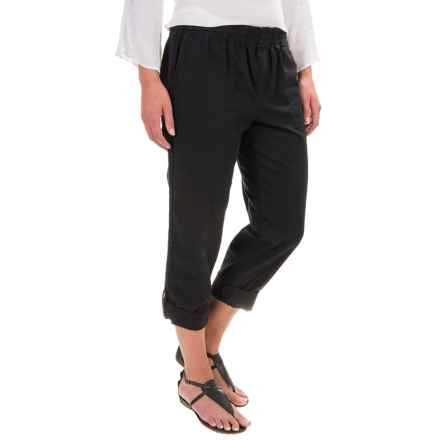 Neon Buddha Burbank Pants (For Women) in Black - Closeouts