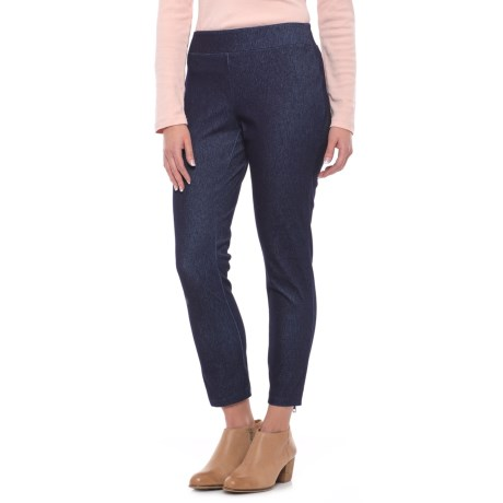 Neon Buddha Claremont Ankle Pants (For Women) in Eclipse