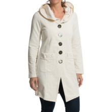 Neon Buddha Comfort Jacket (For Women) in Cream - Closeouts