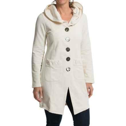 Neon Buddha Comfort Jacket (For Women) in Cream - Closeouts