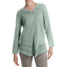 Neon Buddha Dalton Stretch Jersey Pullover - Long Sleeve (For Women) in Village Sage - Closeouts