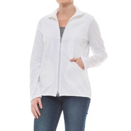Neon Buddha Daydream Jersey Jacket (For Women)
