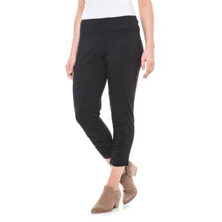 Neon Buddha Discover Capris (For Women) in Black - Closeouts