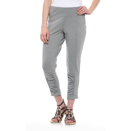 Neon Buddha Discover Capris (For Women) in Sporty Grey