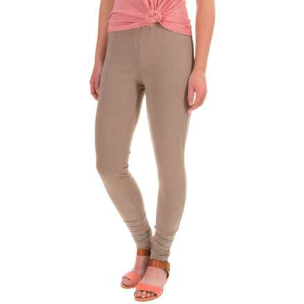 Neon Buddha Eco Tights (For Women) in Passionate Pudding - Closeouts