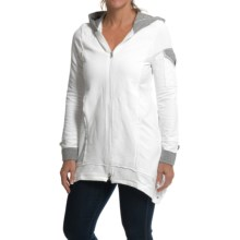 Neon Buddha Expedition Jacket (For Women) in White - Closeouts