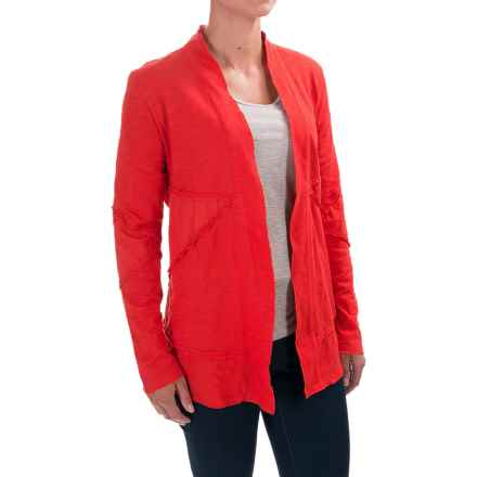 Neon Buddha Forever Young Jacket (For Women) in Vibrant Red - Closeouts