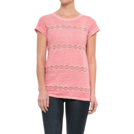 Neon Buddha Grace Shirt - Short Sleeve (For Women)