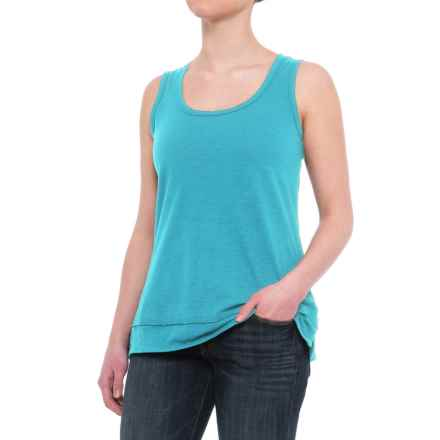 Neon Buddha Gracey Basic Tank Top (For Women) in Turquoise - Closeouts