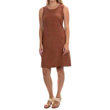 Neon Buddha Johanna Tank Dress - Sleeveless (For Women) in Modern Twig - Closeouts