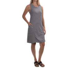 Neon Buddha Johanna Tank Dress - Sleeveless (For Women) in Smoke Grey - Closeouts