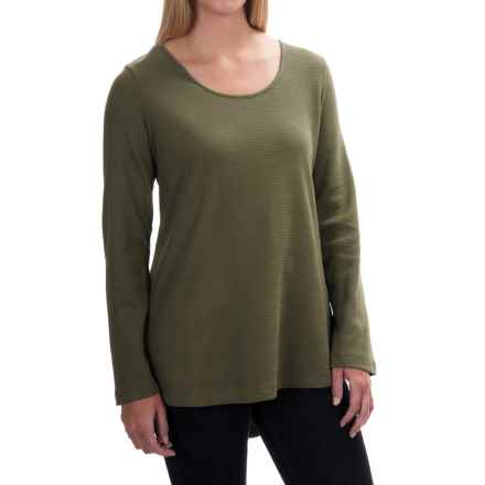 Neon Buddha Legendary Shirt - Long Sleeve (For Women) in Moss - Closeouts
