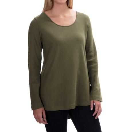 Neon Buddha Legendary Shirt - Long Sleeve (For Women) in Moss