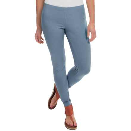 Neon Buddha Licorice Leggings (For Women) in Lifestyle Blue - Closeouts