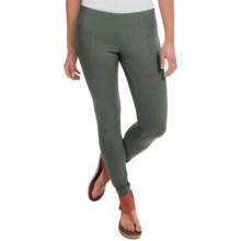 Neon Buddha Licorice Leggings (For Women) in Slate - Closeouts