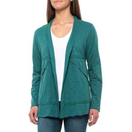 af8e4177d28b99 Neon Buddha Luxury Jade Forever Young Open Front Jacket - Long Sleeve (For  Women)