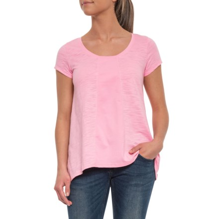 5bce463c0e6a7 Neon Buddha Pacific Pink Adventure T-Shirt - Short Sleeve (For Women) in