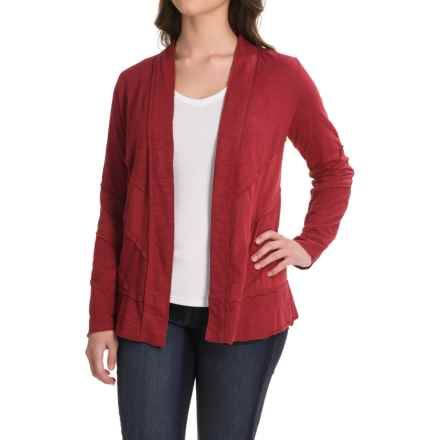 Neon Buddha Sadie Jacket (For Women) in Wine - Closeouts