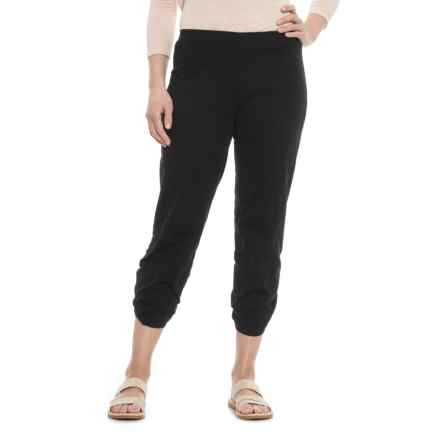 Neon Buddha Seagrove Ankle Pants (For Women) in Black - Closeouts