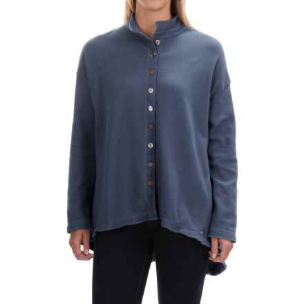 Neon Buddha Shopping Shirt - Long Sleeve (For Women) in Denim Blue - Closeouts
