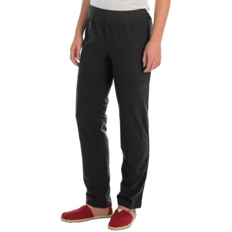 Neon Buddha Skinny Pants - Pull On (For Women) in Black