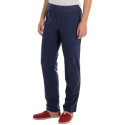 Neon Buddha Skinny Pants - Pull On (For Women) in Navy