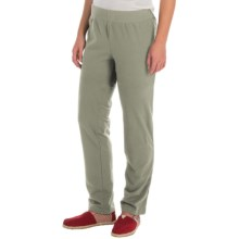 Neon Buddha Skinny Pants - Pull On (For Women) in Vintage Sage - Overstock