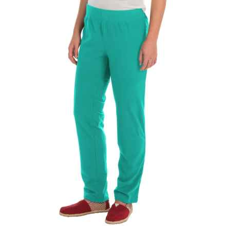 Neon Buddha Skinny Stretch Pants (For Women) in Winter Turquoise - Overstock