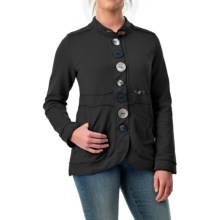 Neon Buddha Street Blazer (For Women) in Black - Closeouts