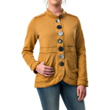 Neon Buddha Street Blazer (For Women) in Curry - Closeouts