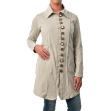 Neon Buddha Travel Car Jacket (For Women) in Rich Sand - Closeouts