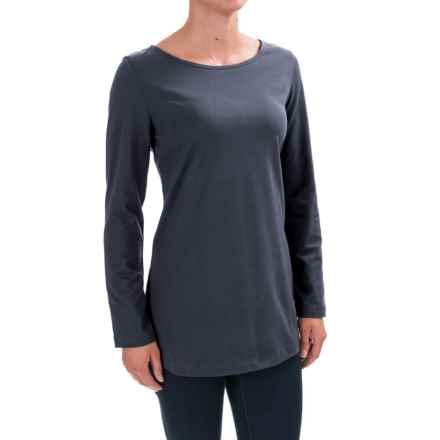Neon Buddha Virginia Shirt - Long Sleeve (For Women) in Explorer Navy - Closeouts