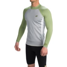 Neosport XSPAN Thermal Surf Top - 1.5mm, Long Sleeve (For Men) in Green - Closeouts