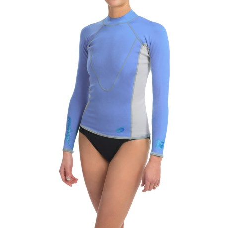Neosport XSpan Thermal Surf Top 1.5mm, Long Sleeve (For Women)